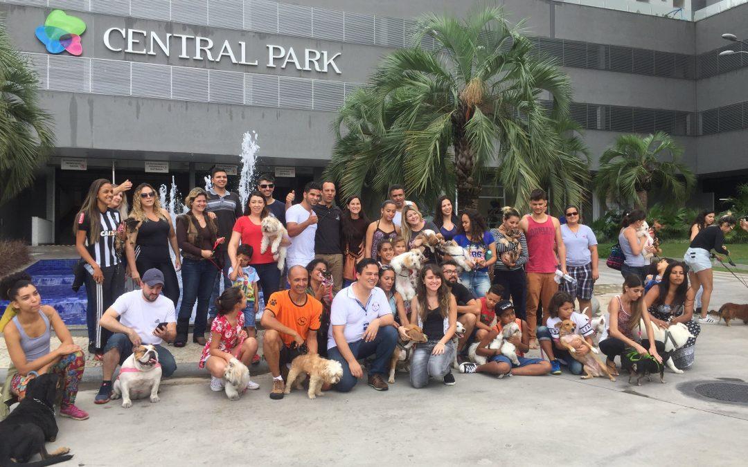 Cãominhada Shopping Central Park – Belo Horizonte – MG – 2018