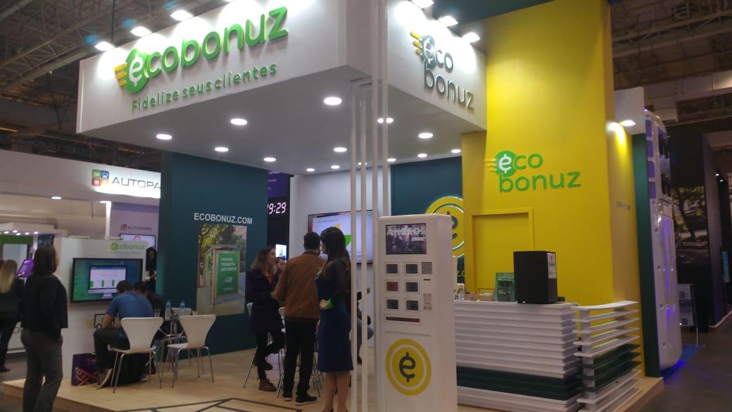 Ecobonuz – Arena ANTP 2019 – Transamérica Expo Center – São Paulo