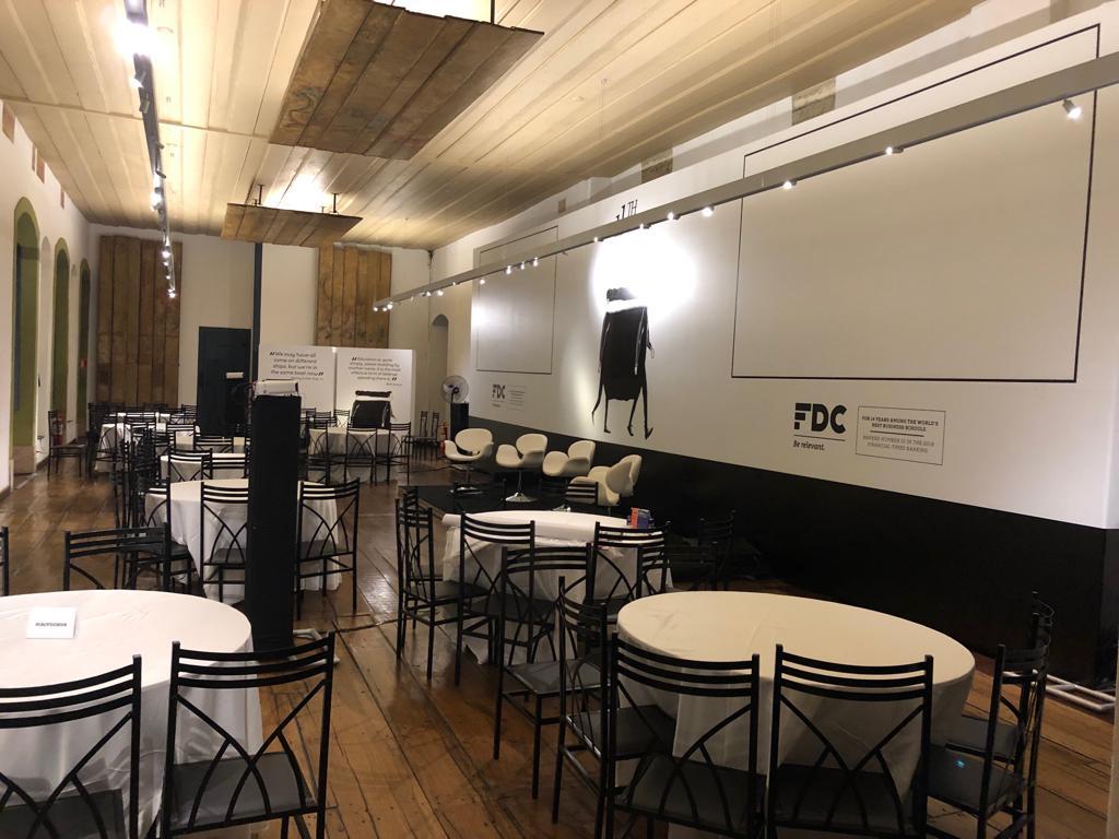 Reunião do Conselho Internacional FDC 2019 – Casa dos Contos – Ouro Preto – MG